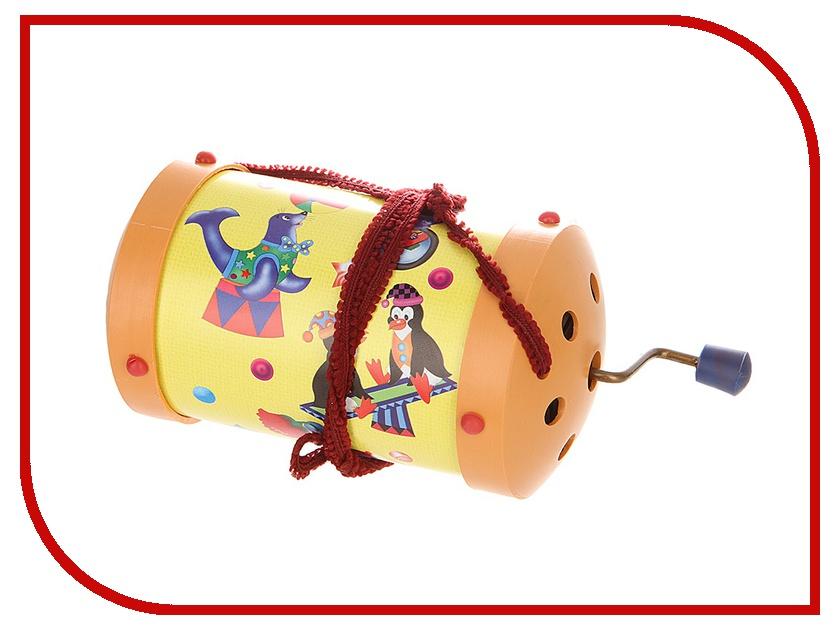Детский музыкальный инструмент ТулИгрушка Органчик Шарманка С5 / C 4-1