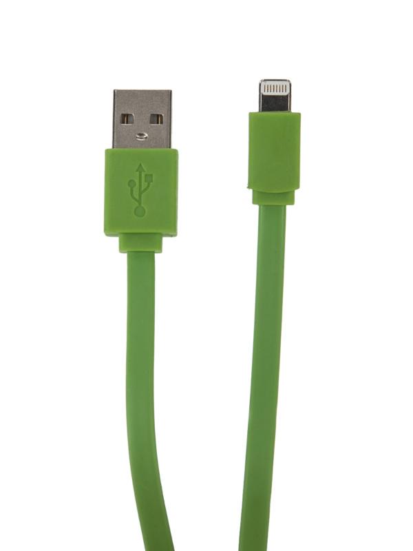 Аксессуар Onext Premium USB to Lightning 8pin 1m Green 60240