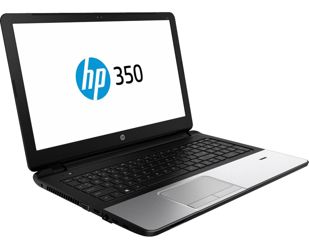 Ноутбук HP 350 G2 Metallic Grey K9J05EA Intel Core i5-5200U 2.2 GHz/8192Mb/1000Gb/DVD-RW/Intel HD Graphics 5500/Wi-Fi/Bluetooth/Cam/15.6/1366x768/Windows 7 Professional<br>