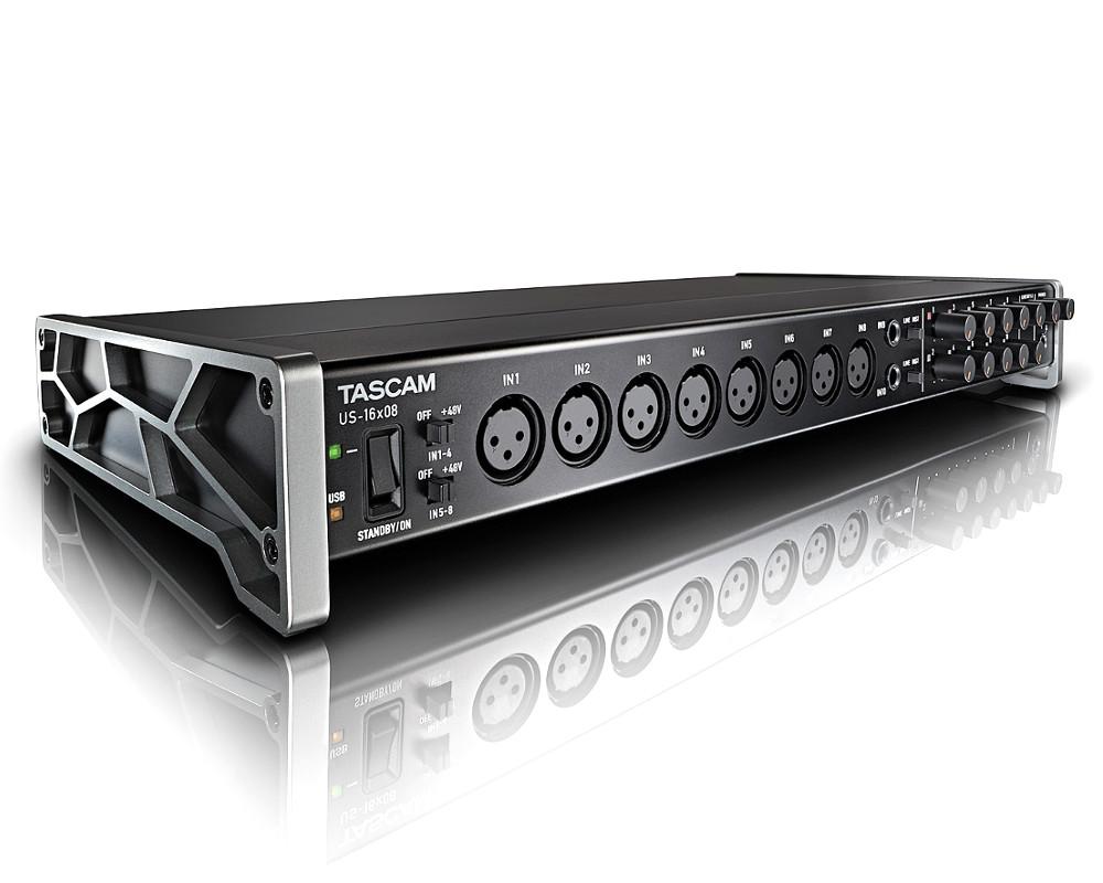 Аудиоинтерфейс Tascam US-16x08