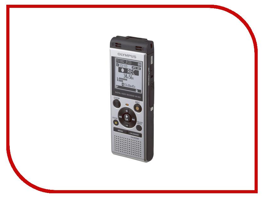 Диктофон Olympus WS-852 диктофон olympus ws 806