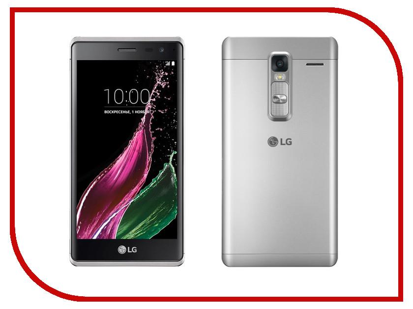 Сотовый телефон LG H650E Class Silver сотовый телефон lg k100ds k3 lte black blue