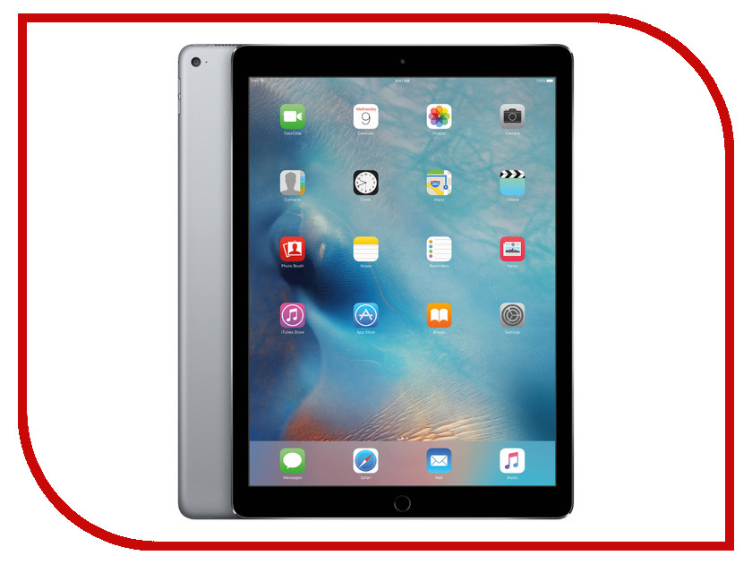 Планшет APPLE iPad Pro 12.9 128Gb Wi-Fi Space Gray ML0N2RU/A ipad pro 128