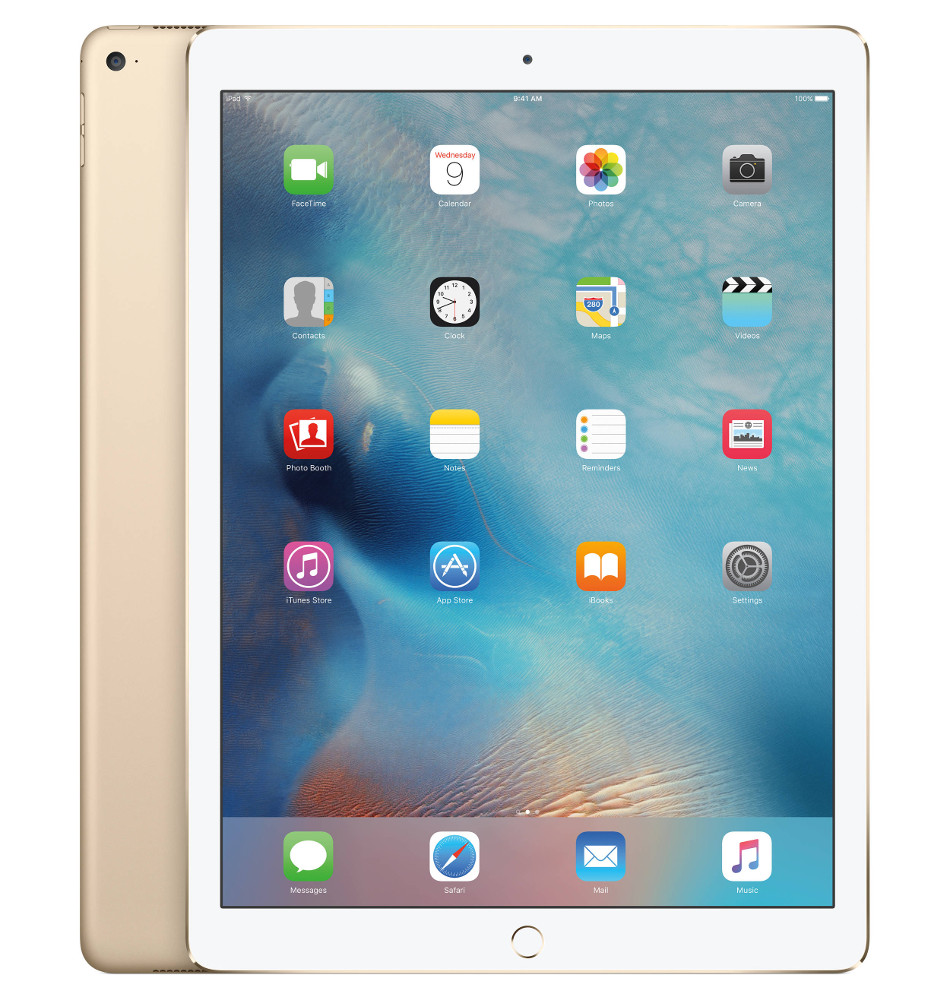 Планшет APPLE iPad Pro 32Gb Wi-Fi Gold ML0H2RU/A<br>