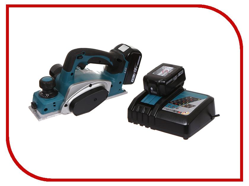 Рубанок Makita DKP180RFE рубанок makita kp0800x1