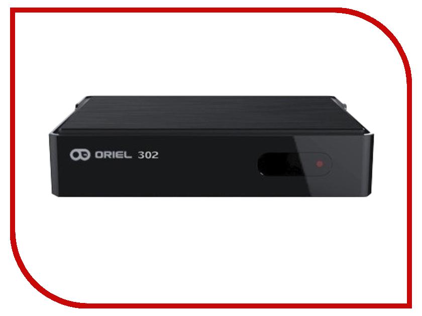 Oriel 302 oriel ресивер dvb t2 oriel 120 d