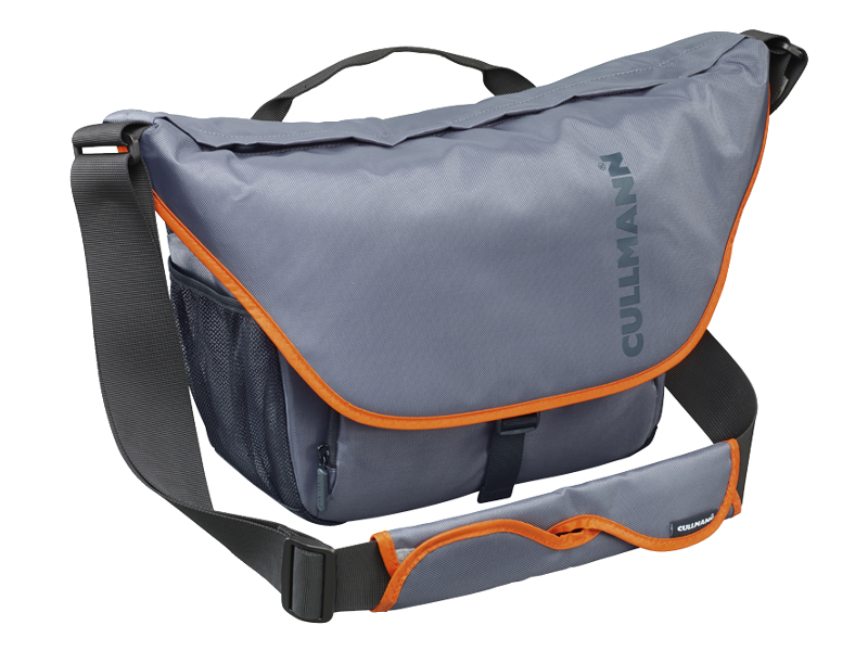 Сумка Cullmann Sports Maxima 325 Grey-Orange 98315<br>