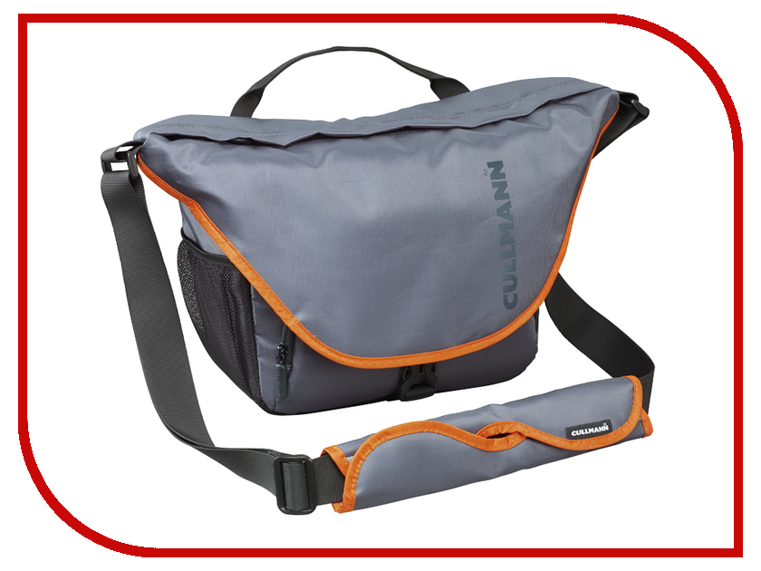 Сумка Cullmann Sports Maxima 125 Grey-Orange 98325<br>