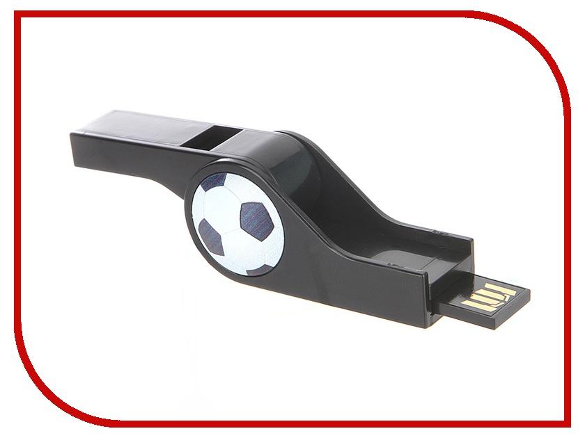 USB Flash Drive 8Gb - Союзмультфлэш Black FM8A4.50<br>