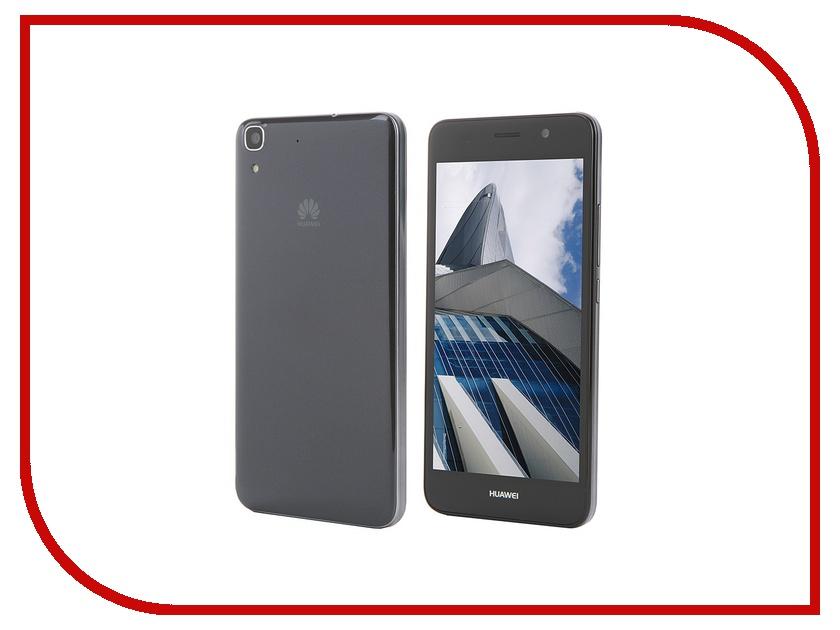 Сотовый телефон Huawei Ascend Y6 LTE Black сотовый телефон huawei y6 ii white