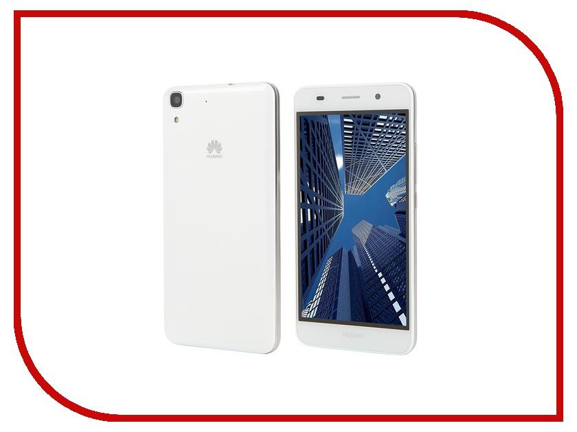 Сотовый телефон Huawei Ascend Y6 LTE White<br>