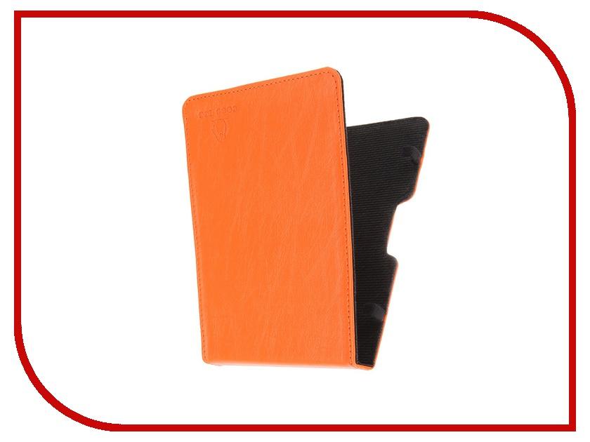 Аксессуар Чехол for PocketBook 630 Good Egg Lira Orange GE-PB630LIR2250 кожа