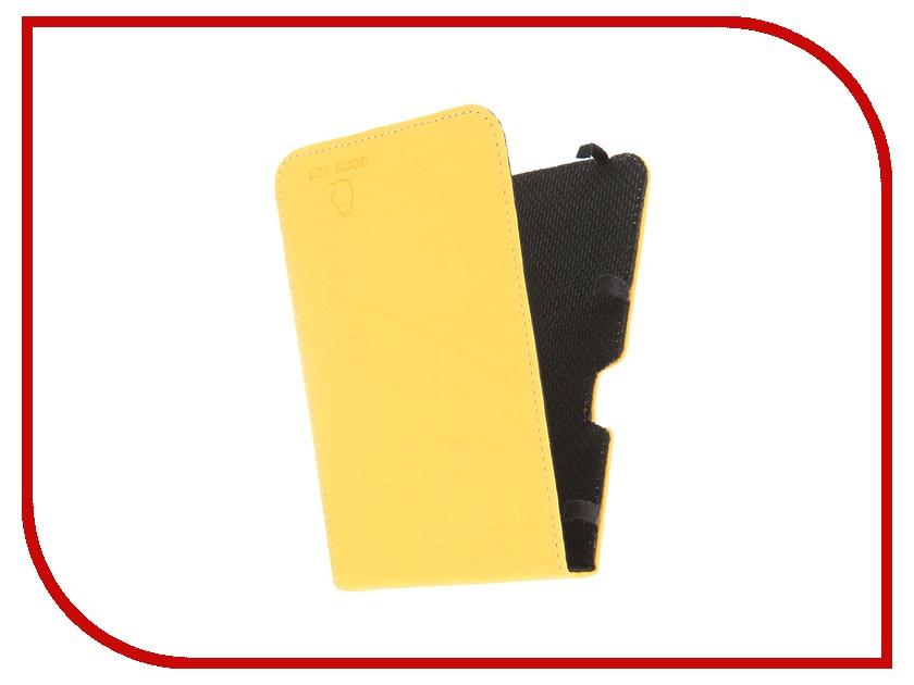 Аксессуар Чехол for PocketBook 650 Good Egg Lira Yellow GE-PB650LIR2224 кожа