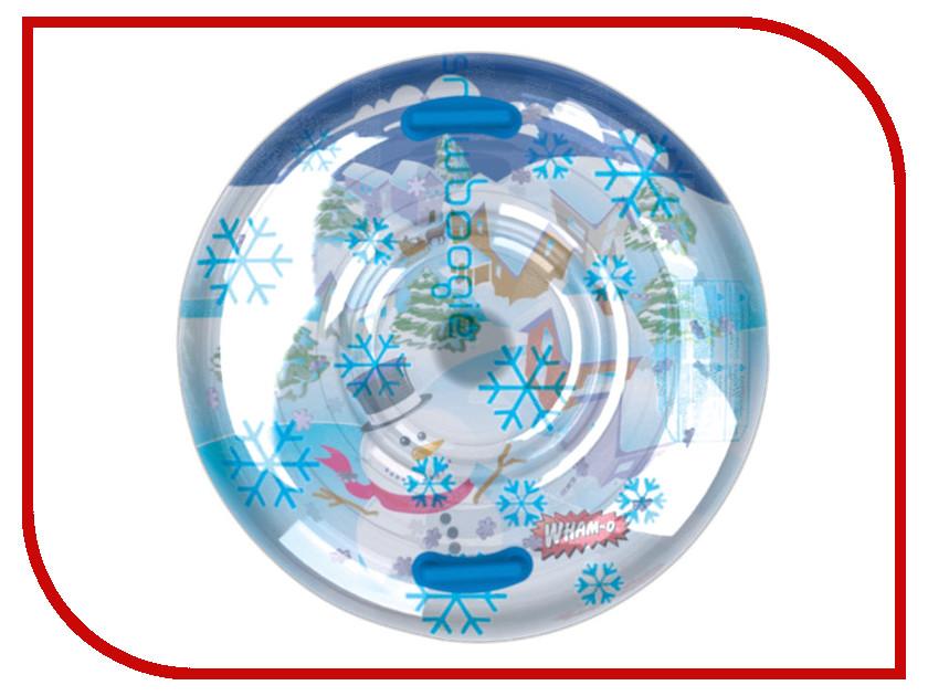 Тюбинг Wham-O Snowglobe Tube Blue