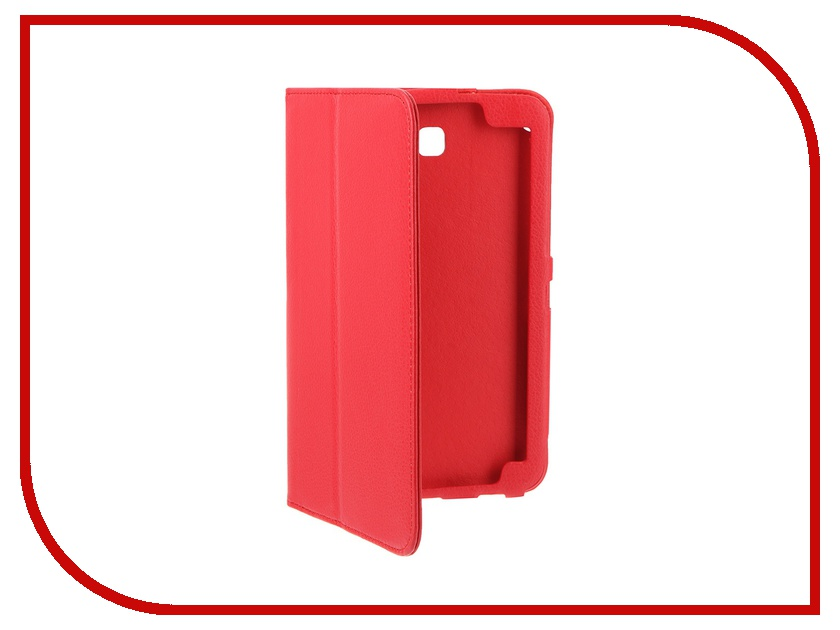 Аксессуар Чехол Lenovo IdeaTab 2 7.0 A7-20 IT Baggage Red ITLNA722-3<br>