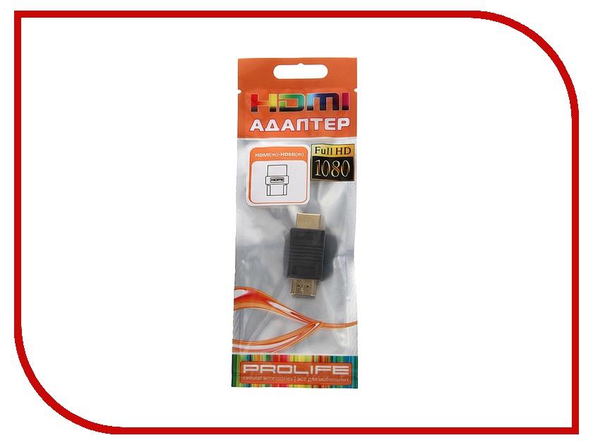 Аксессуар Prolife HDMI M 125826<br>