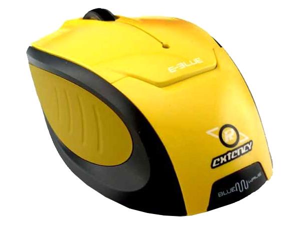 Мышь проводная E-Blue Extency EMS104YE Yellow<br>