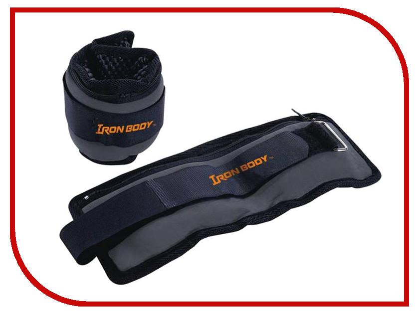 Утяжелитель Iron Body 5961WC Black