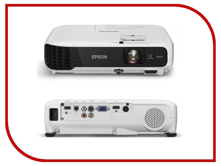 Проектор Epson EB-X04<br>