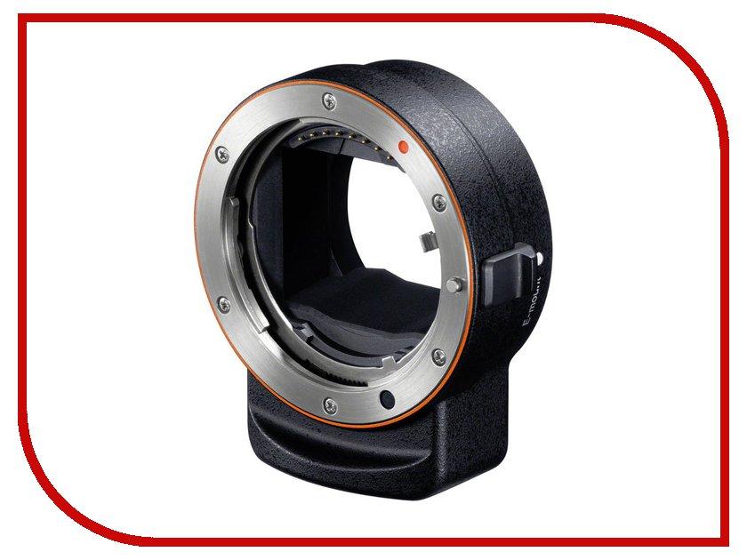 Кольцо Sony LA-EA3 - переходник для объективов с байонетом A sony la ea4