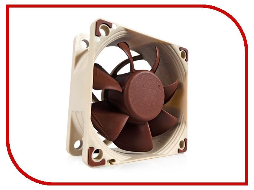 Вентилятор Noctua NF-A6x25 PWM 60mm 550-3000rpm вентилятор noctua nf a6x25 flx 60mm 1600 3000rpm nf a6x25