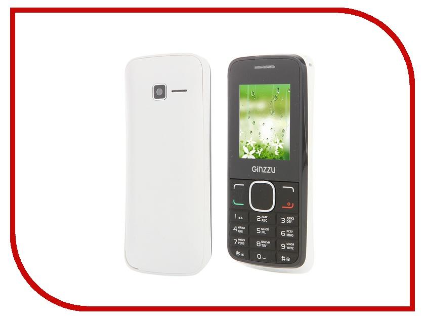 Сотовый телефон Ginzzu M101 DUAL Mini White