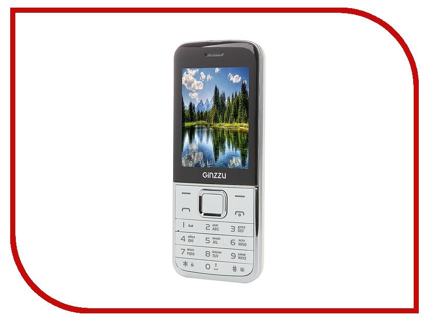 Сотовый телефон Ginzzu M101 DUAL White