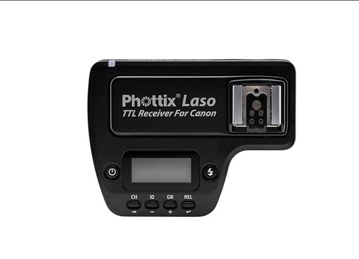 Аксессуар Phottix Laso TTL для Canon 89091 Приемник