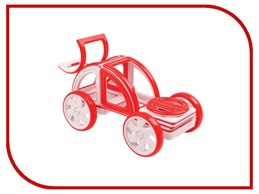 цена на Конструктор Magformers My First Buggy 14 Red 63145