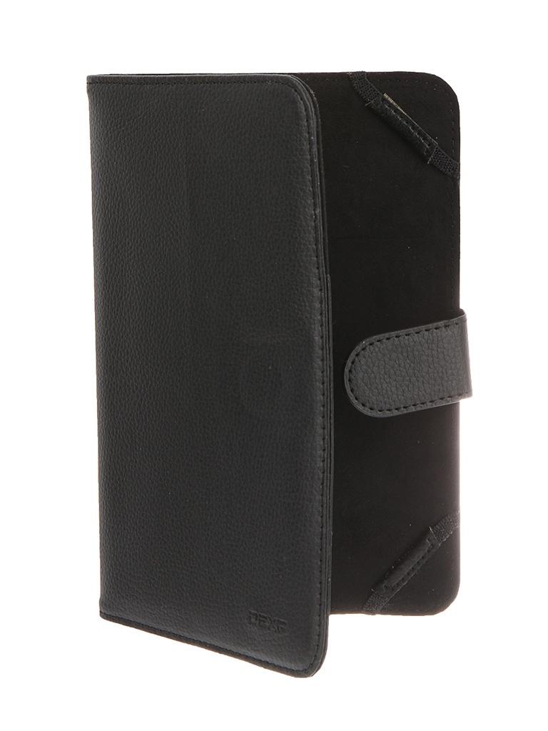 Аксессуар Чехол 7-inch DEXP DEV001PUB Black 0805222<br>