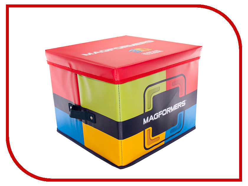 Игрушка Magformers Box для хранения 60100<br>