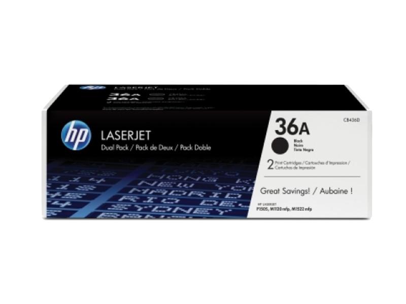 Аксессуар HP CB436AF Black для LaserJet P1505 / M1120/1522