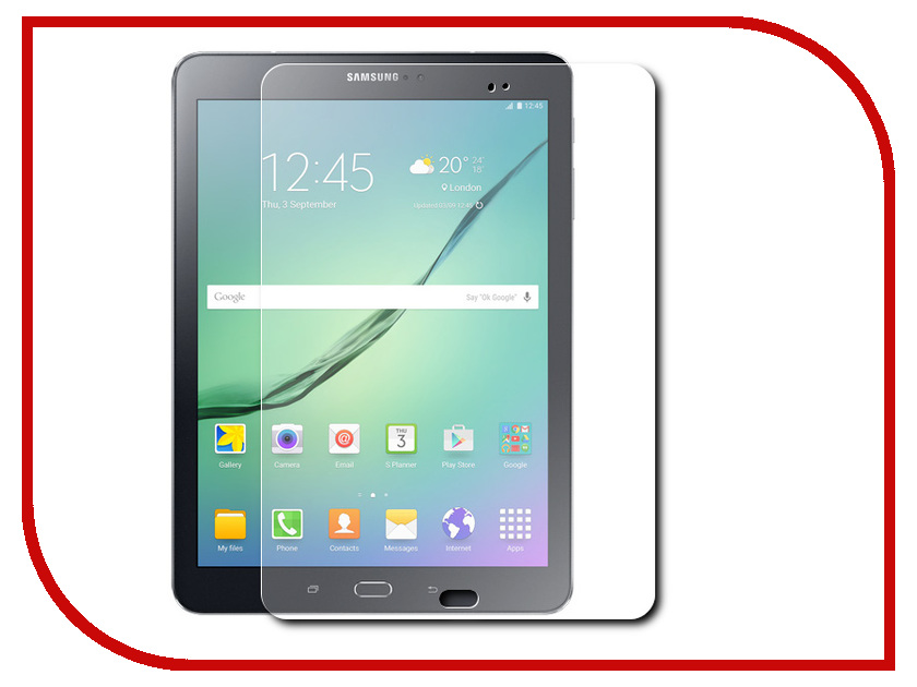 Аксессуар Защитное стекло Samsung Galaxy Tab S2 9.7 Solomon