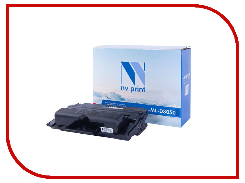 Картридж NV Print ML-D3050 для Samsung ML-3050/ 3051N/ 3051ND<br>