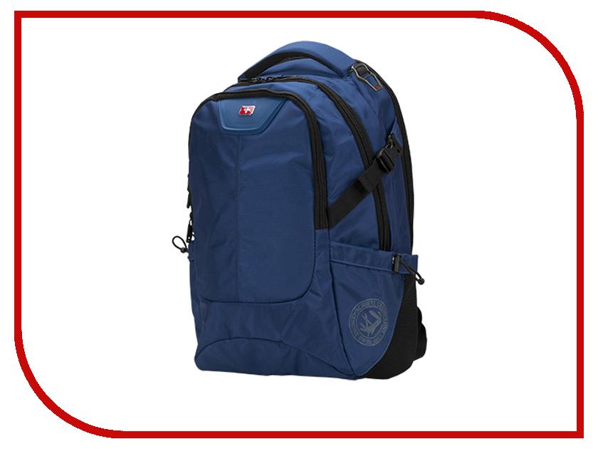 Рюкзак Continent BP-306BU Blue greenbean gb bp d90