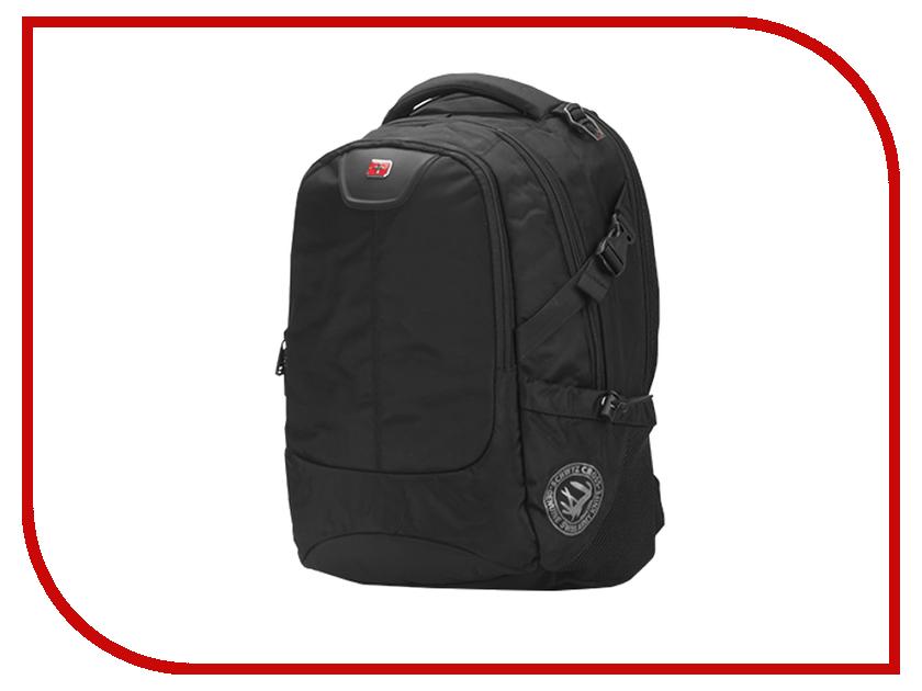 Рюкзак Continent BP-306BK Black<br>