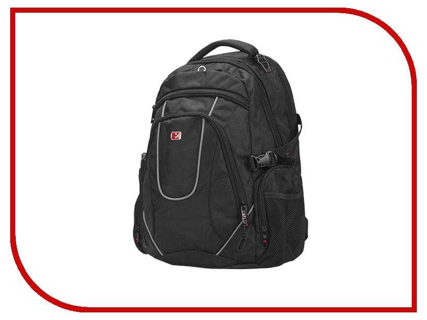 Рюкзак Continent BP-304BK Black<br>