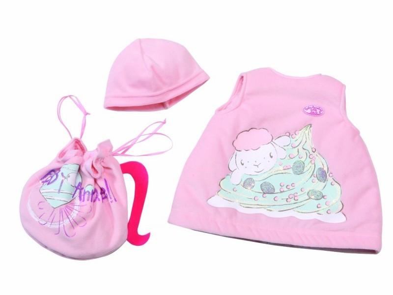 Игра Zapf Creation Baby Annabell 791-622 Одежда и спальный конверт от Pleer