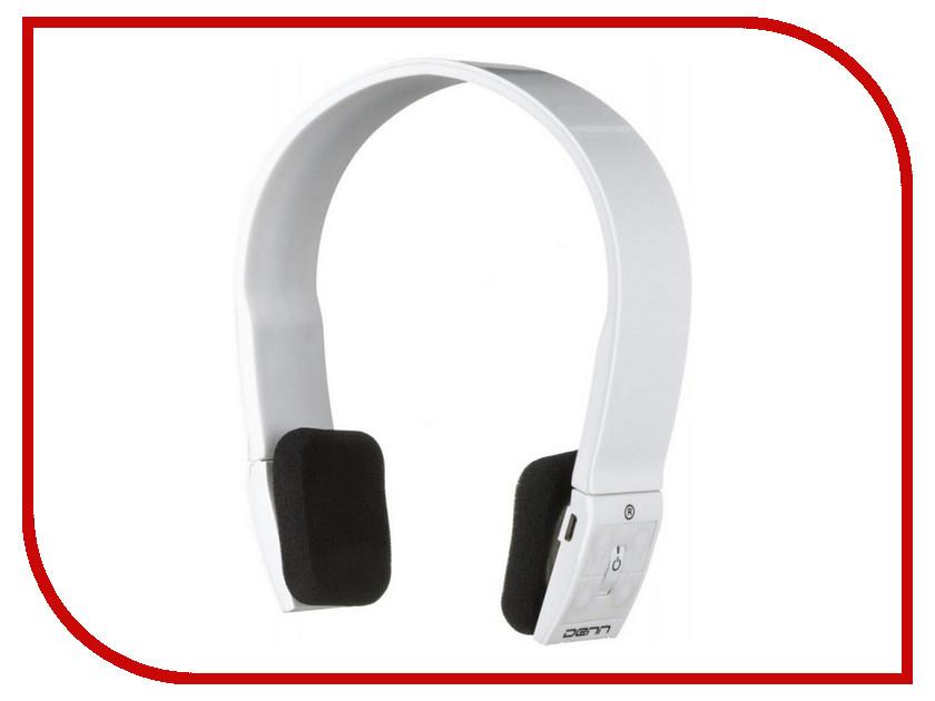 Гарнитура DENN DHB112 White<br>