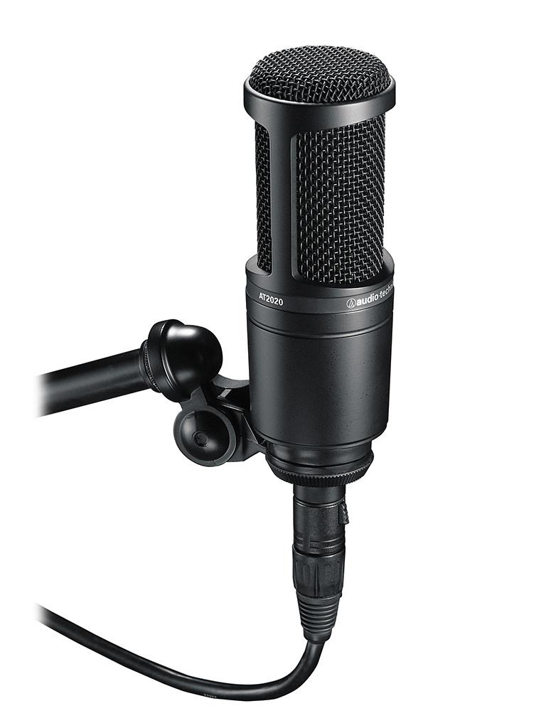 Микрофон Audio-Technica AT2020