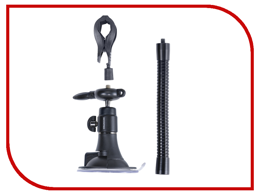 Аксессуар Cullmann FLEXX Suction Set 42125 action 300 cullmann