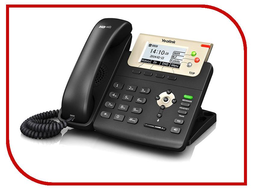 VoIP оборудование Yealink SIP-T23P<br>