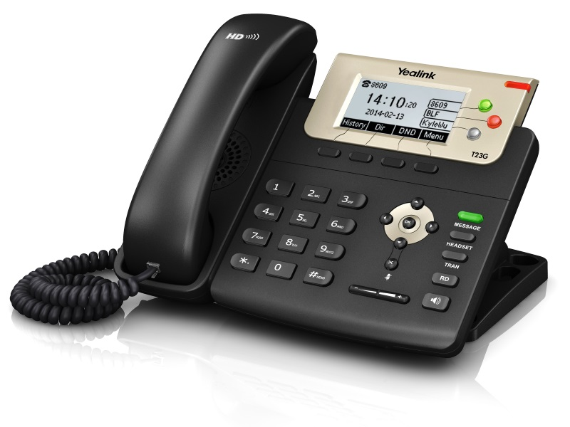 VoIP оборудование Yealink SIP-T23G