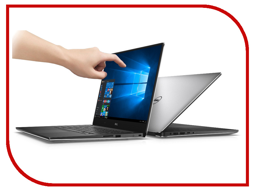 Ноутбук Dell XPS 15 9550-1370 (Intel Core i7-6700HQ 2.6 GHz/16384Mb/512Gb SSD/No ODD/nVidia GeForce GTX 960M 2048Mb/Wi-Fi/Bluetooth/Cam/15.6/3840x2160/Windows 10 64-bit)<br>