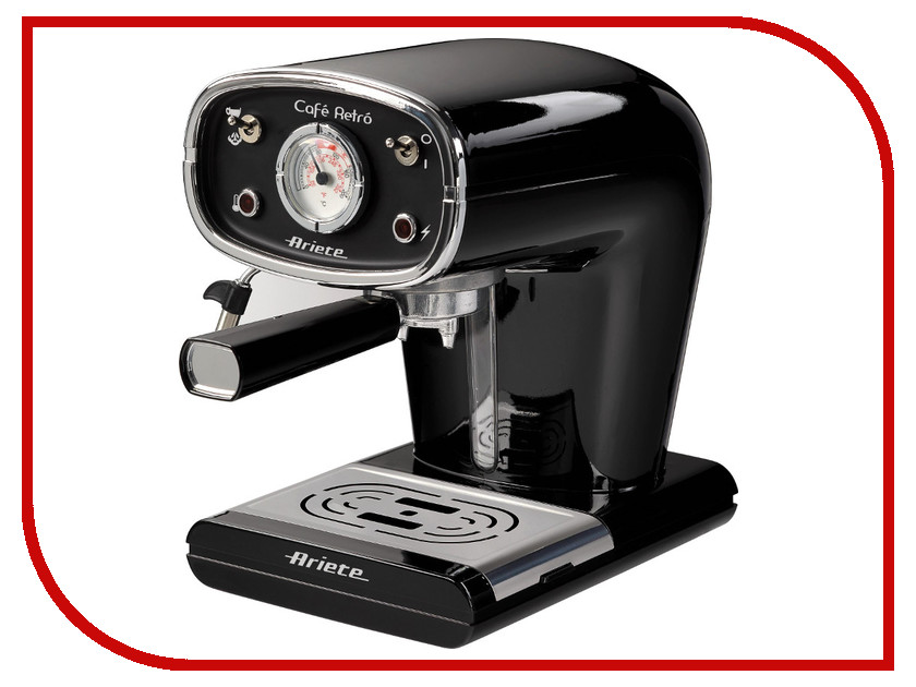 Ariete 1388 Retro Black<br>