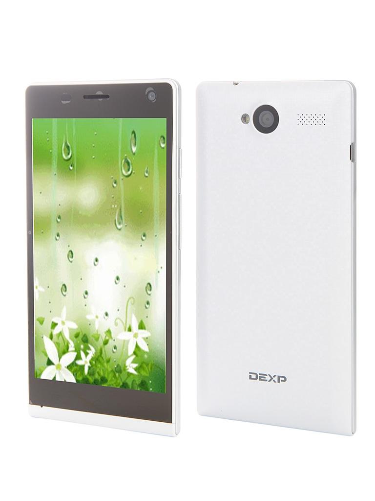 Сотовый телефон DEXP Ixion MS150 Glider White<br>
