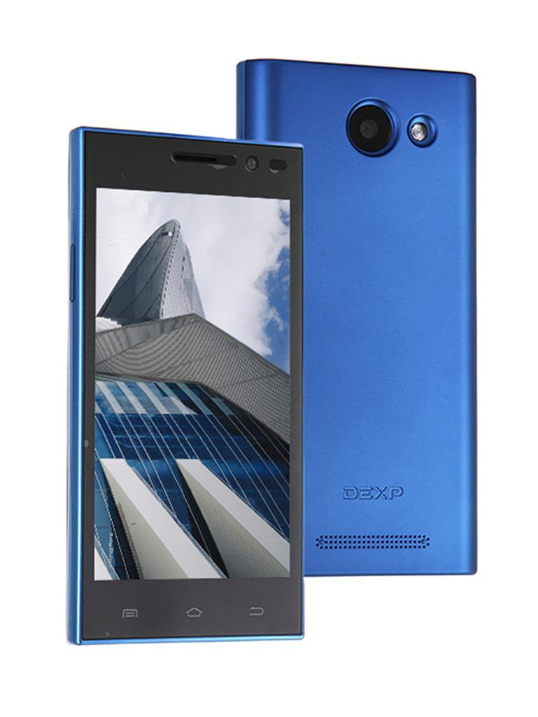 Сотовый телефон DEXP Ixion ML145 Link Blue<br>