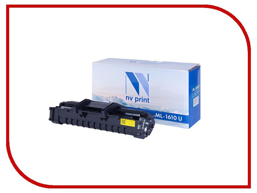 Картридж NV Print ML-1610U для Samsung ML 1610/2010/2015/4321/Xerox 3117/3124 картридж nv print для samsung sl m2620 2820 2870 3000k nv mltd115l