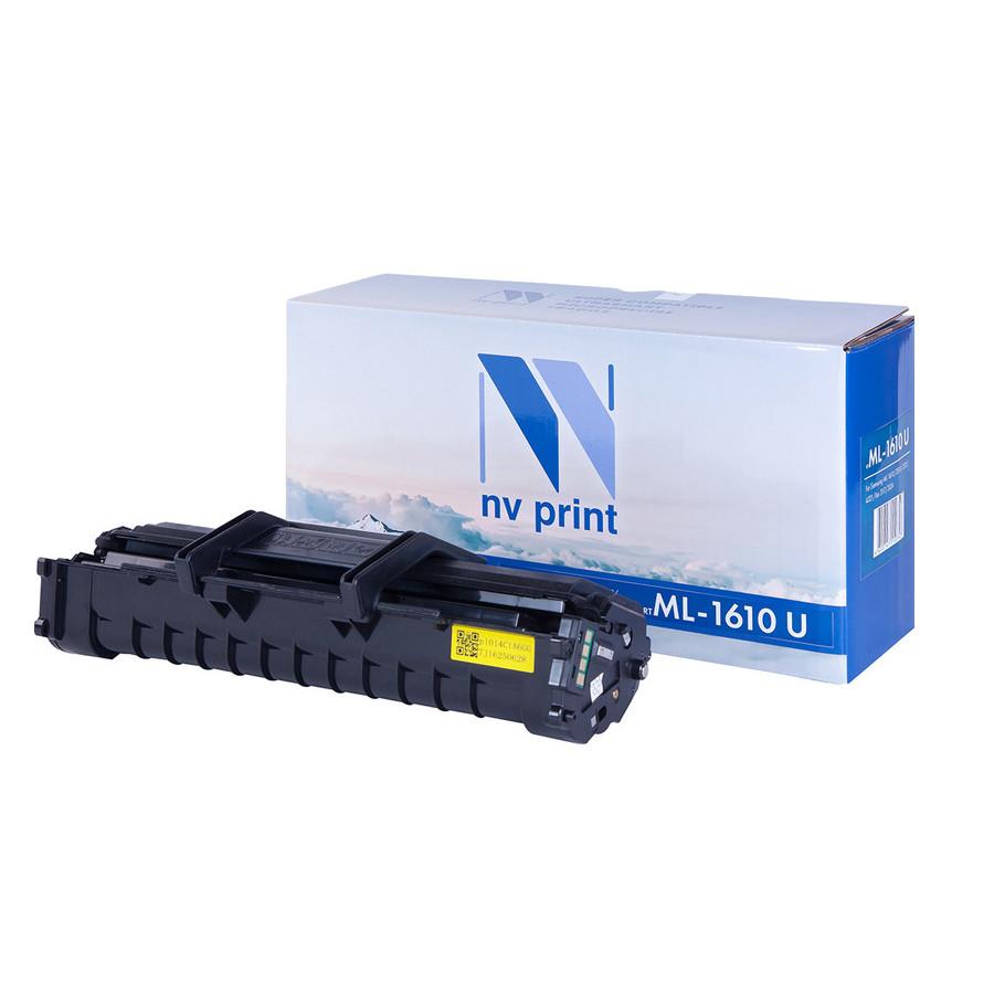 Картридж NV Print ML-1610U для Samsung ML 1610/2010/2015/4321/Xerox 3117/3124