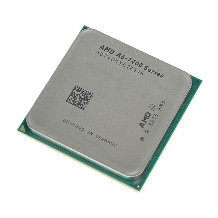 Процессор AMD A6-7400K (3500MHz/FM2+/L2 1024Kb) AD740KYBI23JA OEM процессор amd a6 6400 k oem socketfm2 ad640koka23hl